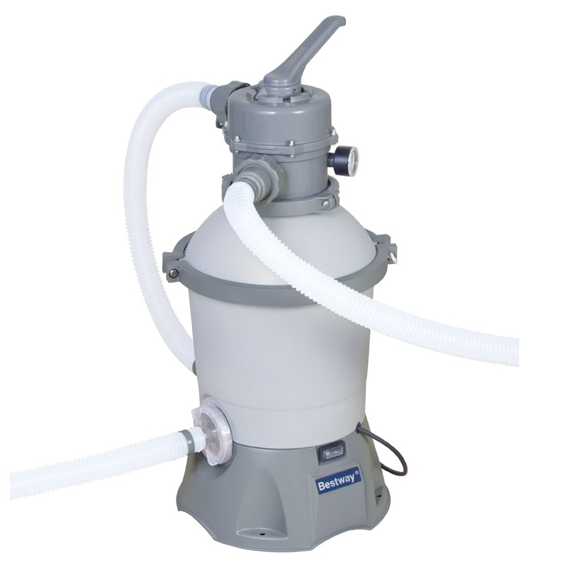 Bestway sand filter instructions