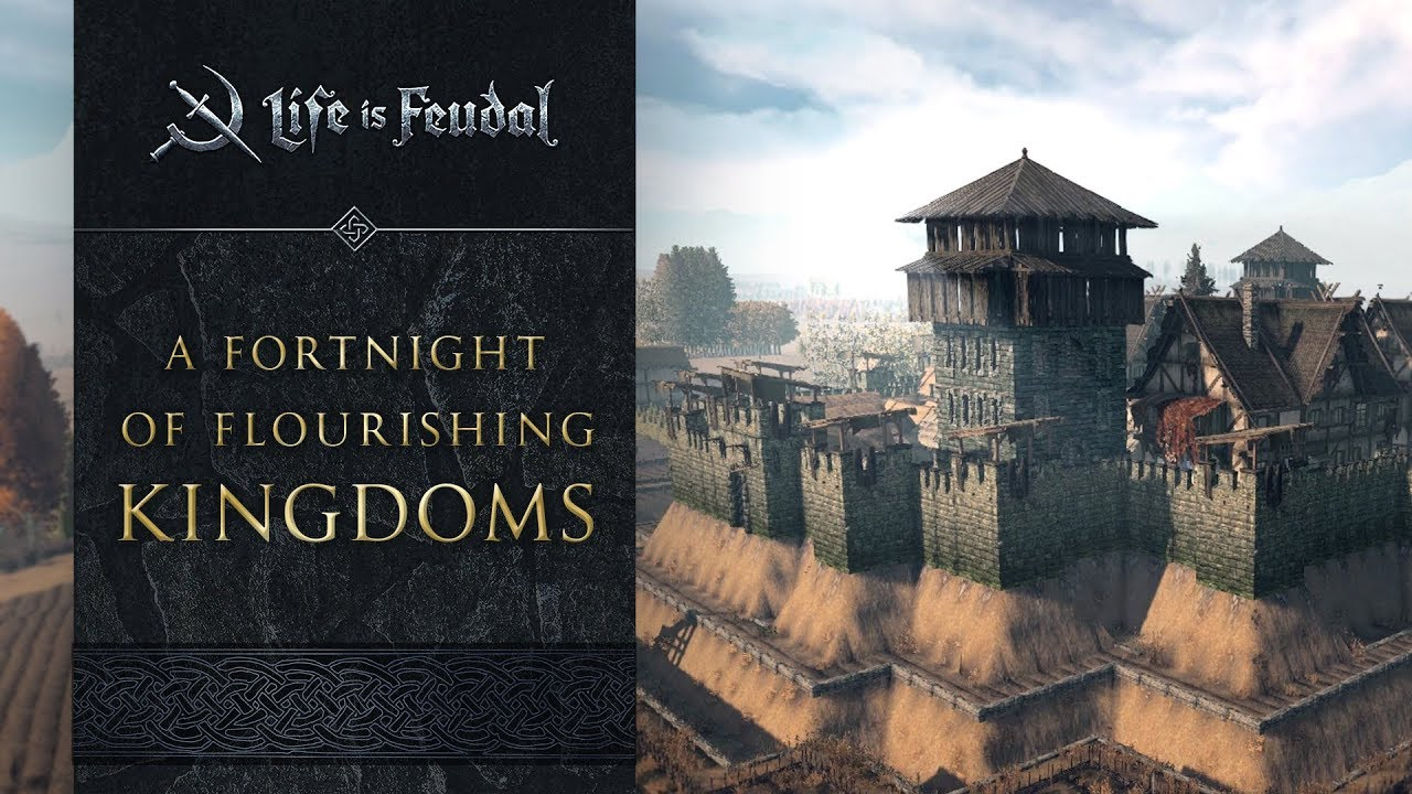 Life is feudal how to make steel