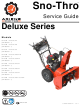 Ariens deluxe 24 engine manual