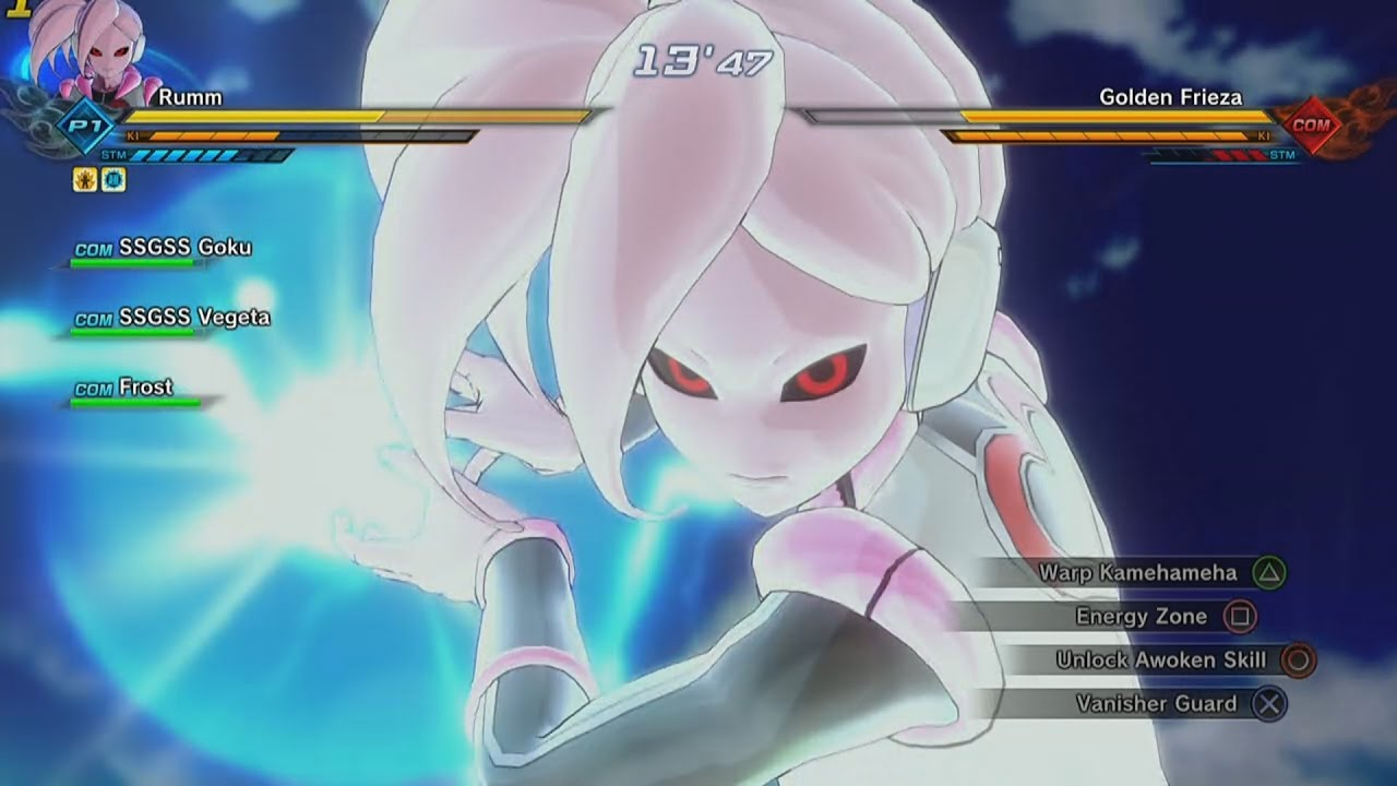 Xenoverse 2 ultimate finish guide