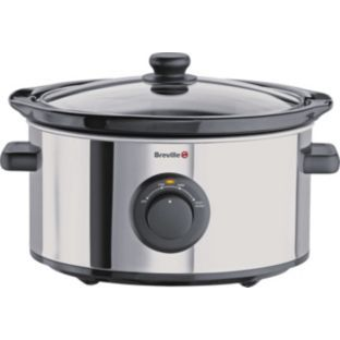 Breville slow cooker bsc560 manual