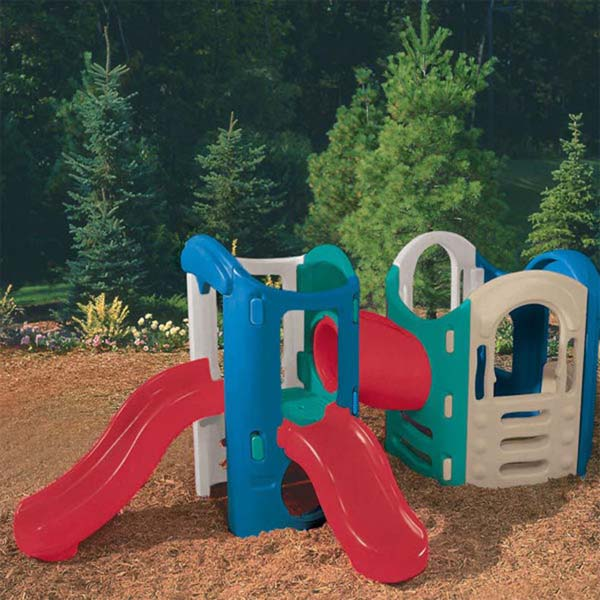 little tikes 8 in 1 climbing frame instructions