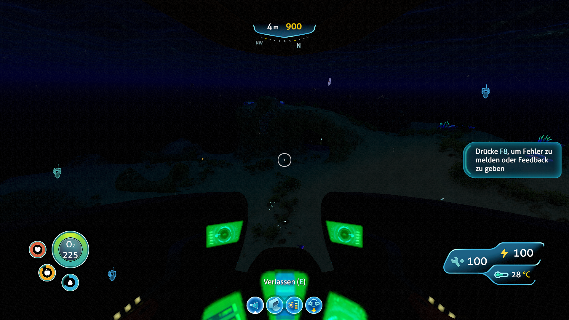 Subnautica how to clear cache