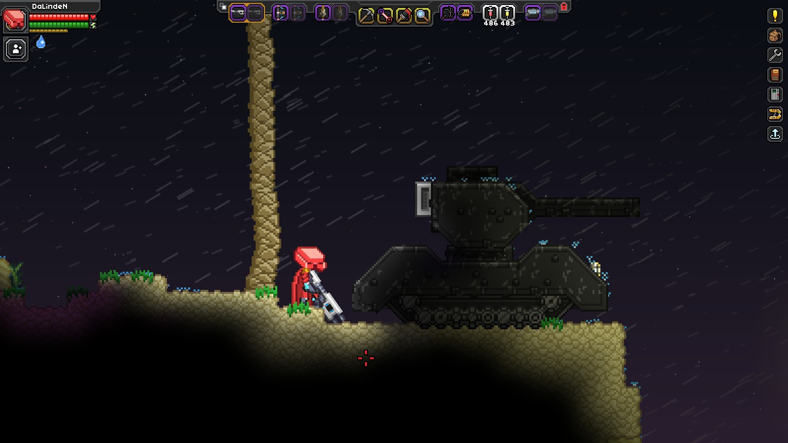 Starbound how to get good weapons