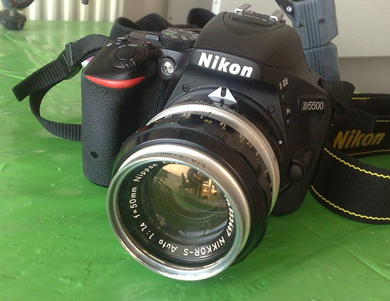 nikon 50mm 1.4 manual review