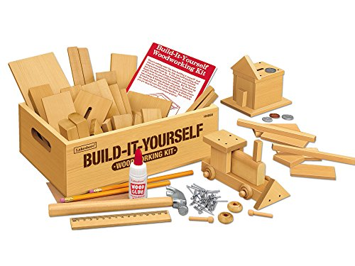 lakeshore build it yourself woodworking kit instructions
