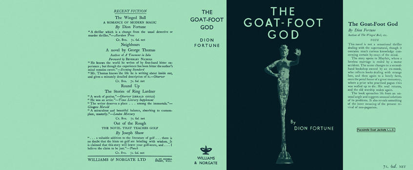 The goat foot god pdf