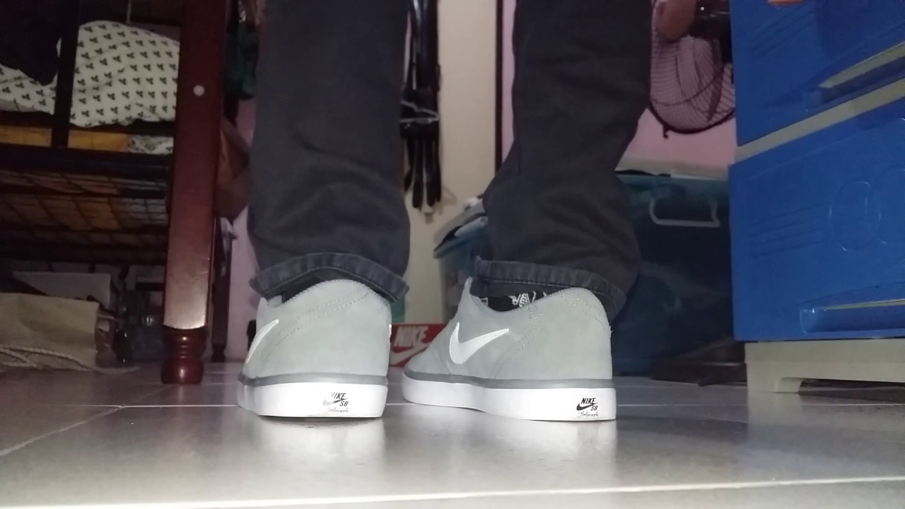 Nike sb how to clean suede