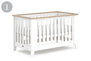 genesis pioneer cot assembly instructions