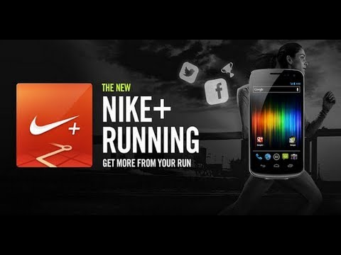 Nike plus running how to add sensor android