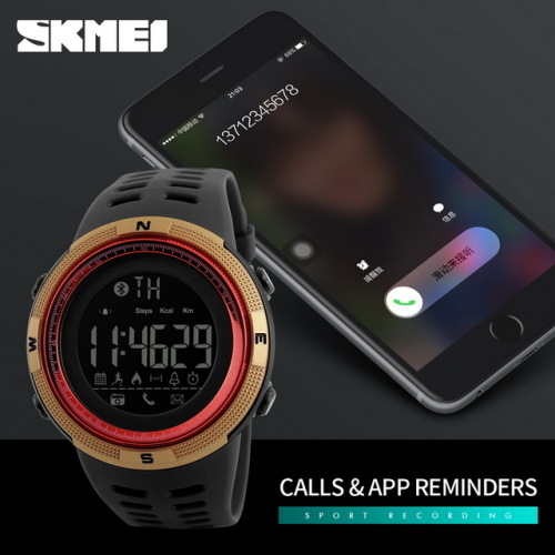 skmei 1250 watch instructions