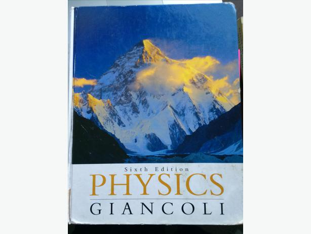 Physics solution manual giancoli 7th edition
