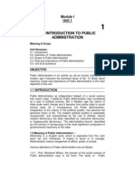Introduction to public administration in the philippines pdf