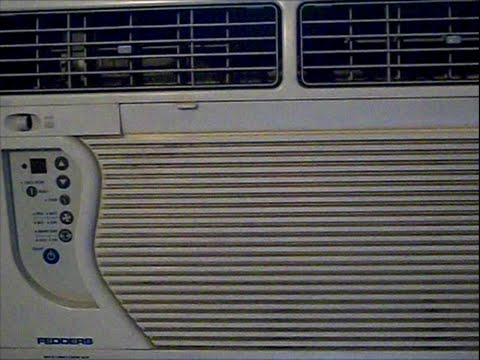 fedders air conditioner models manual