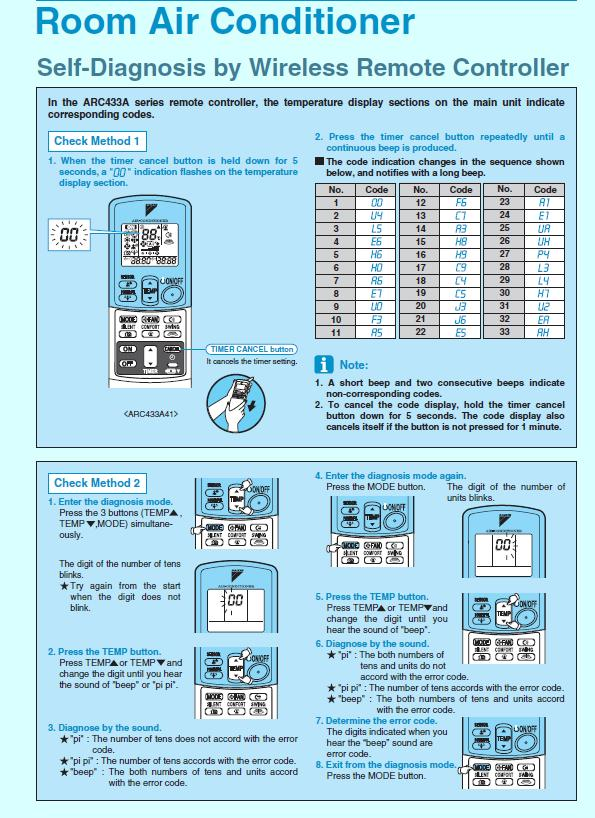 airwell reverse cycle air conditioner manual