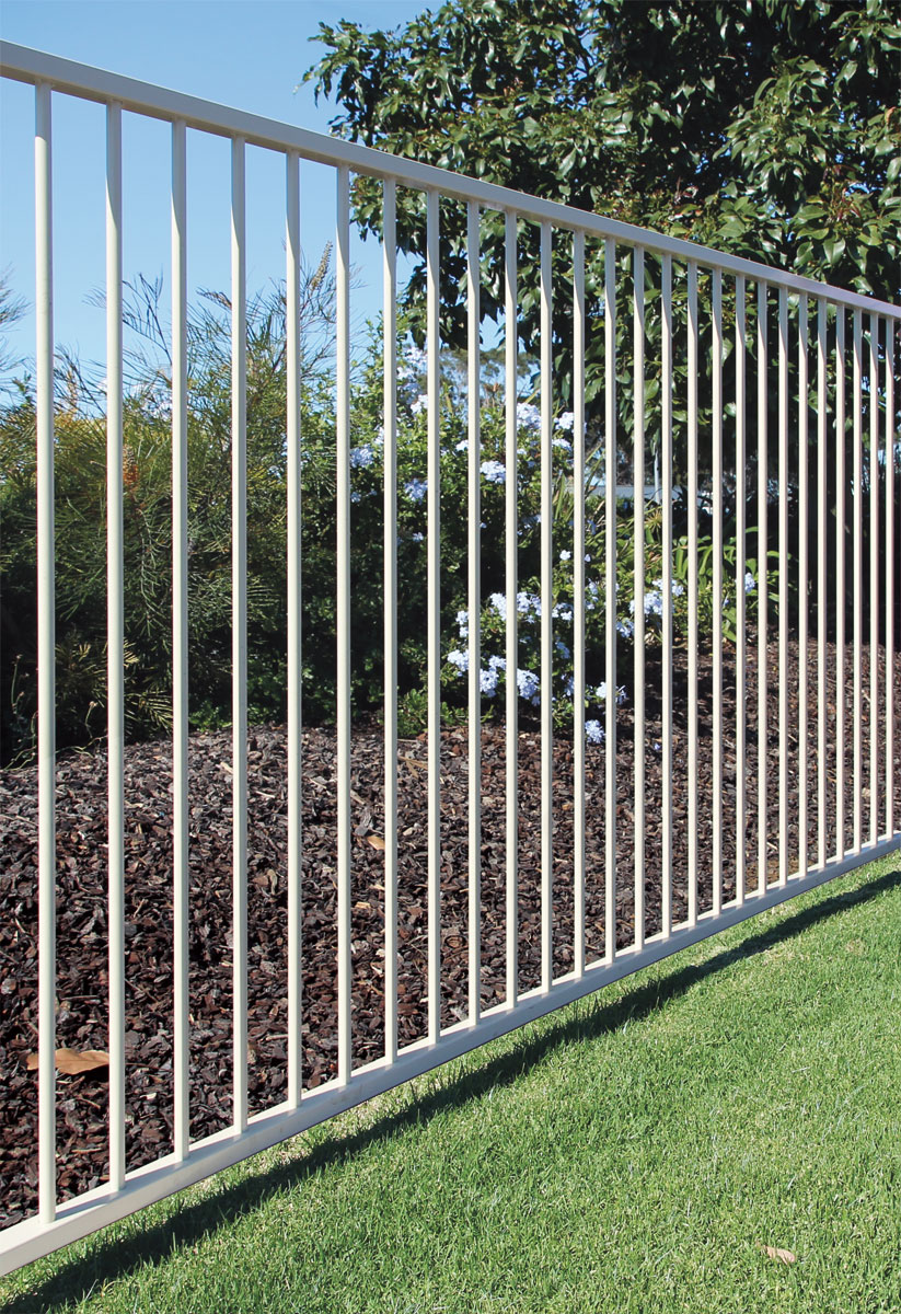 Stratco heritage fence installation guide