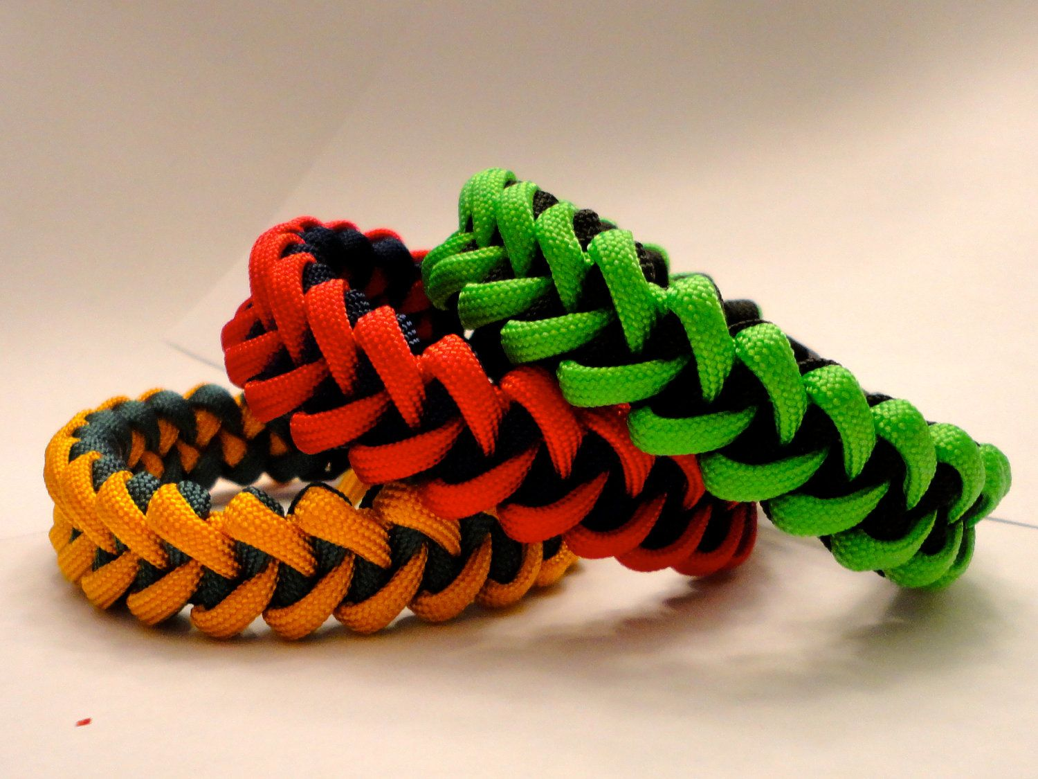 just my style paracord bracelets instructions