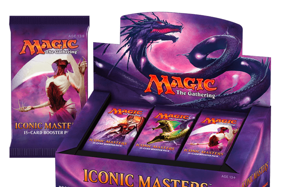Mtg inconic masters price guide