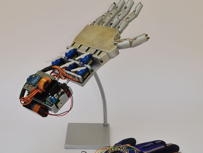the instructions how to make real remote controlled machines