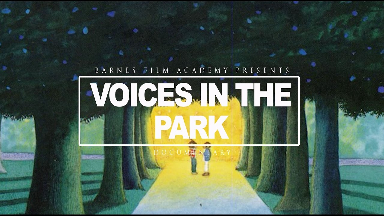 Voices in the park pdf