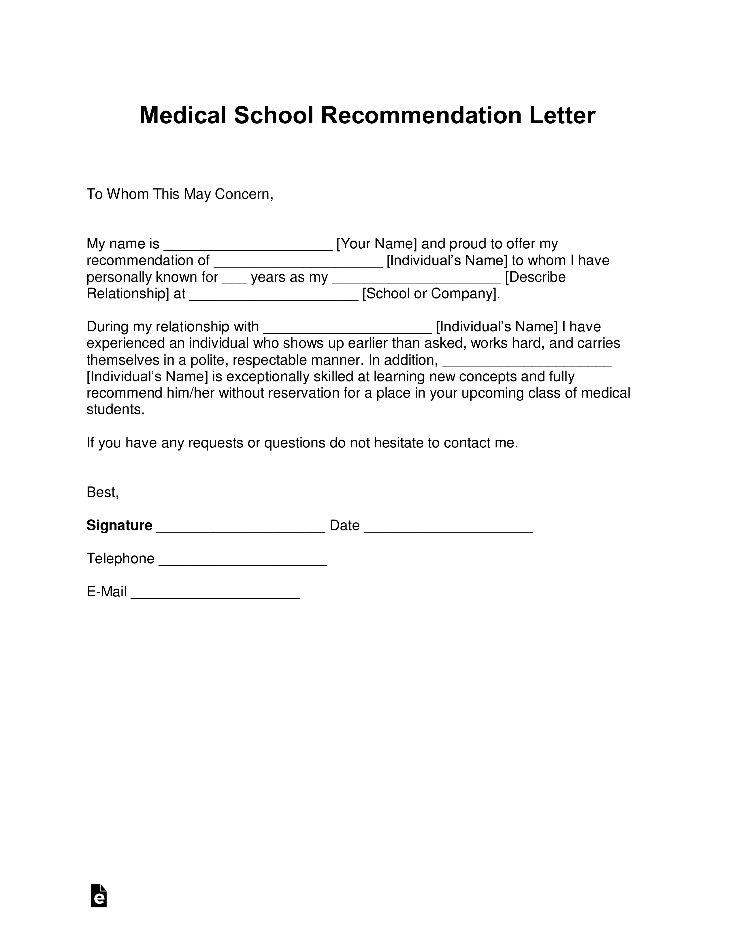What to write in carms application undergraduate clinical electives
